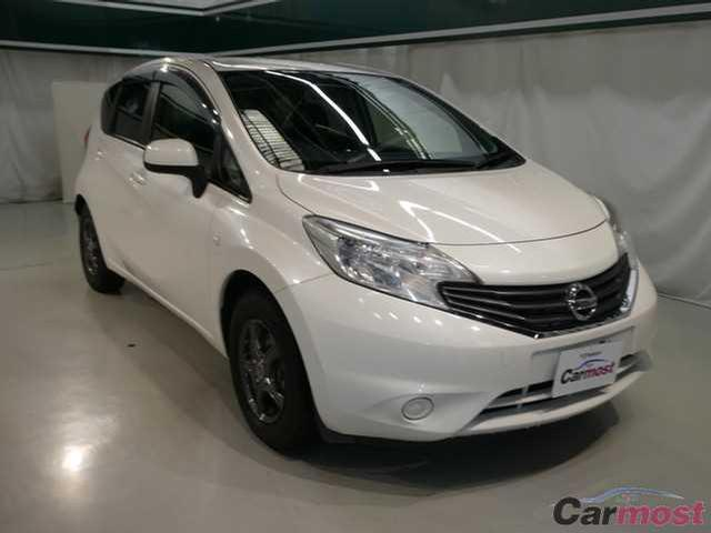 2014 Nissan Note CN 04658100 (Sold)