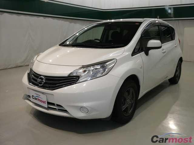 2014 Nissan Note CN 04658100 Sub1