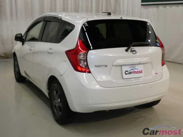 2014 Nissan Note CN 04658100 Sub2