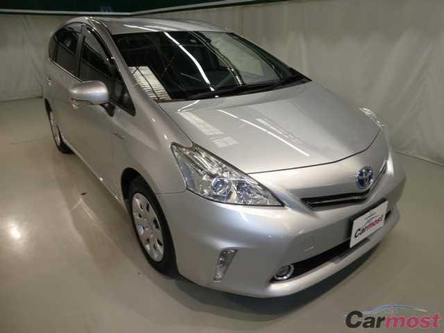 2013 Toyota Prius a CN 04854138 (Reserved)