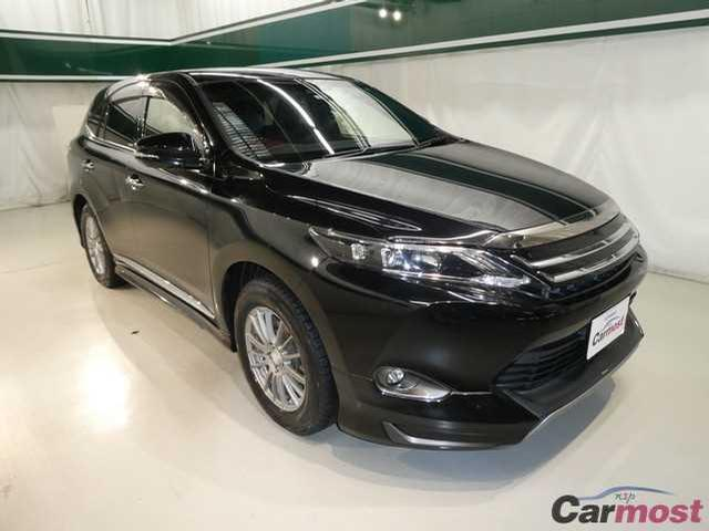 2014 Toyota Harrier CN 04948469