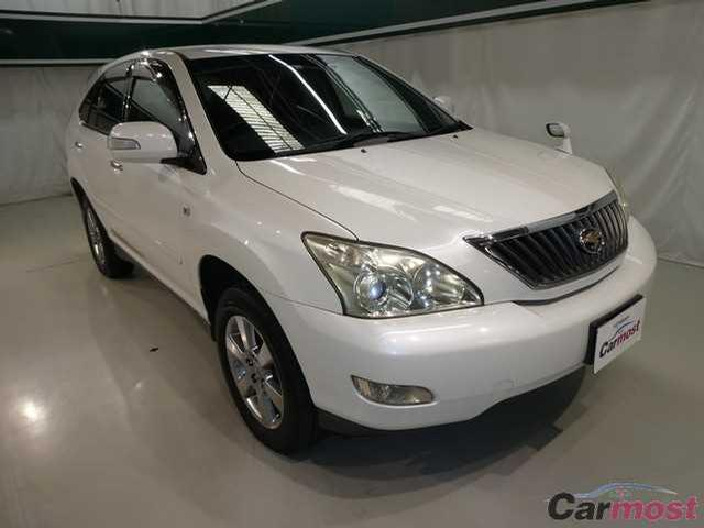 2010 Toyota Harrier CN 05059685