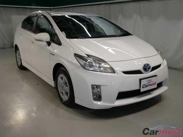 2010 Toyota Prius CN 05060993 (Reserved)