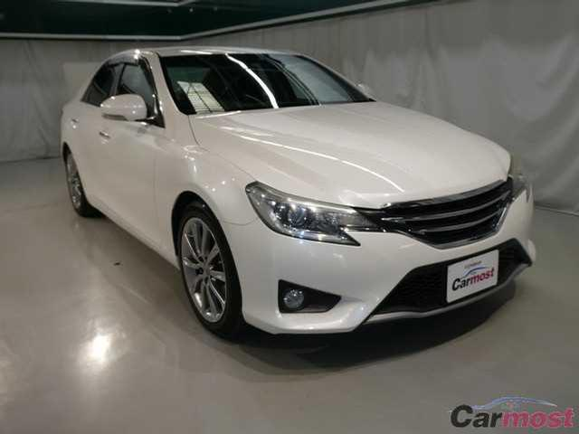 2013 Toyota Mark X CN 05155765