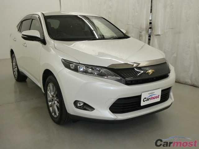 2014 Toyota Harrier CN 05430715