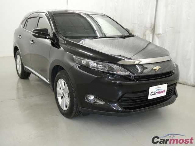 2014 Toyota Harrier CN 05431495 (Reserved)