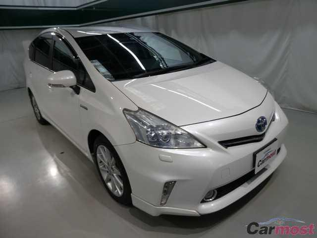 2011 Toyota Prius a CN 05534081 (Reserved)