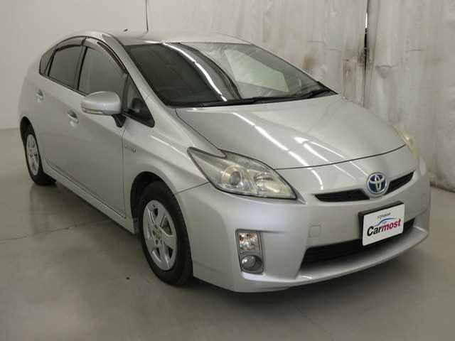 2010 Toyota Prius CN 05534448 (Reserved)