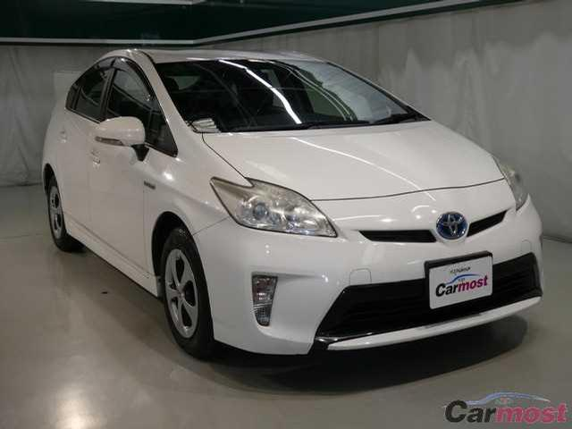 2012 Toyota Prius CN 05536009 (Reserved)