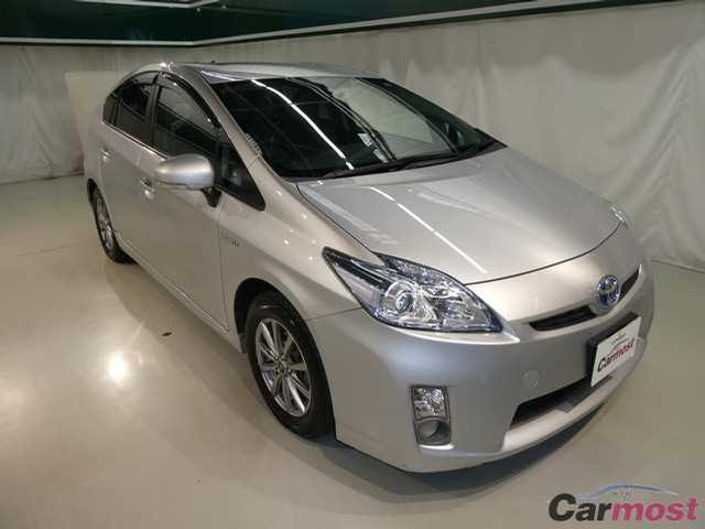 2011 Toyota Prius CN 05752879 (Reserved)