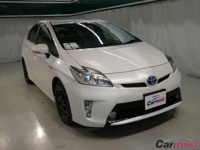 2012 Toyota Prius CN 05753921 (Reserved)