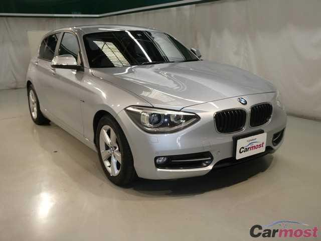 2012 Bmw 1 Series CN 05754073 (Reserved)