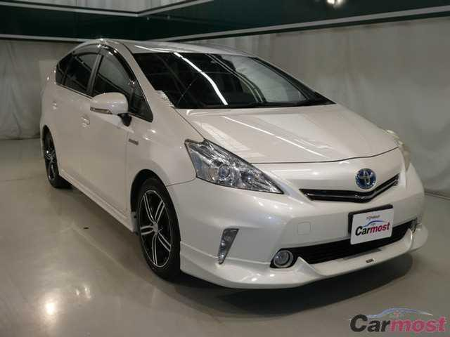 2012 Toyota Prius a CN 05754383 (Reserved)