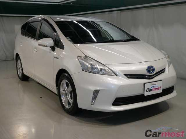 2012 Toyota Prius a CN 05754561 (Reserved)