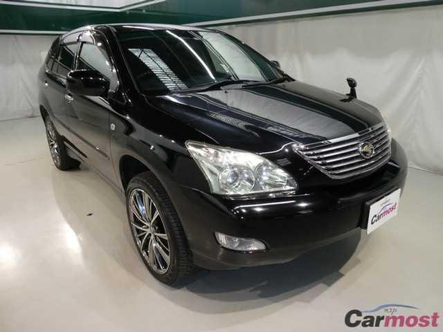 2012 Toyota Harrier CN 05827682