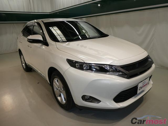 2014 Toyota Harrier CN 05964710