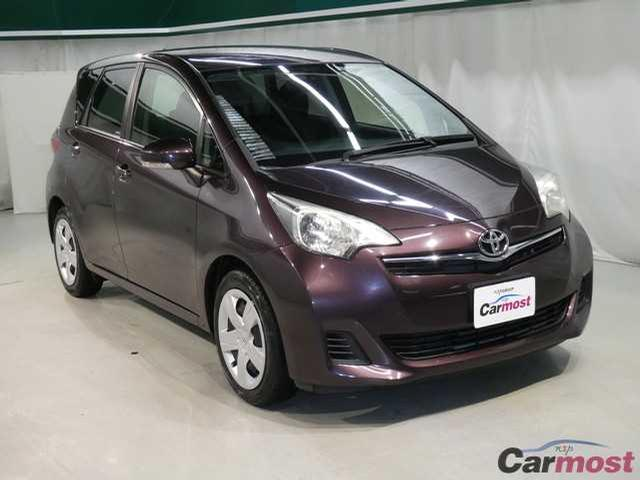2014 Toyota Ractis CN 05966054 (Reserved)