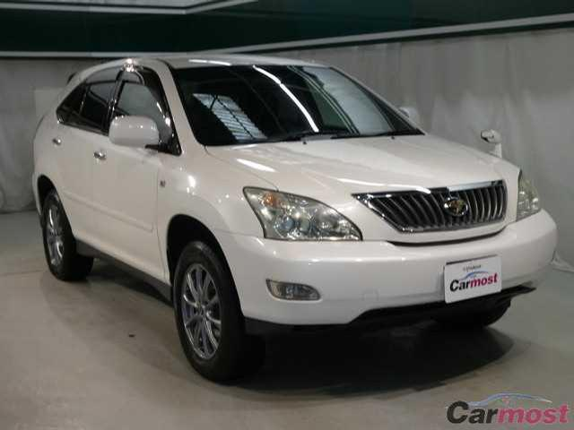 2008 Toyota Harrier CN 05966798