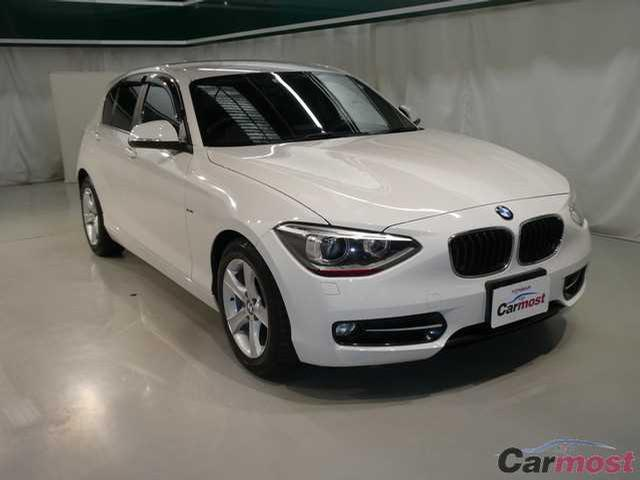 2014 Bmw 1 Series CN 05967000 (Reserved)