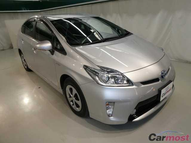 2014 Toyota Prius CN 06641613 (Reserved)