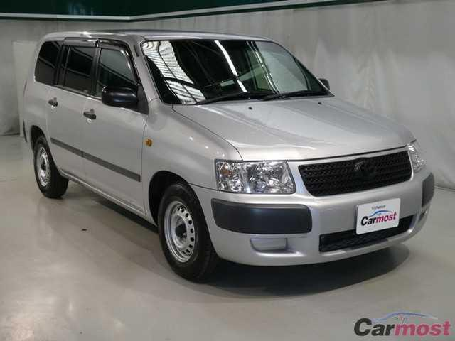 2014 Toyota Succeed Van CN 06644060 (Reserved)