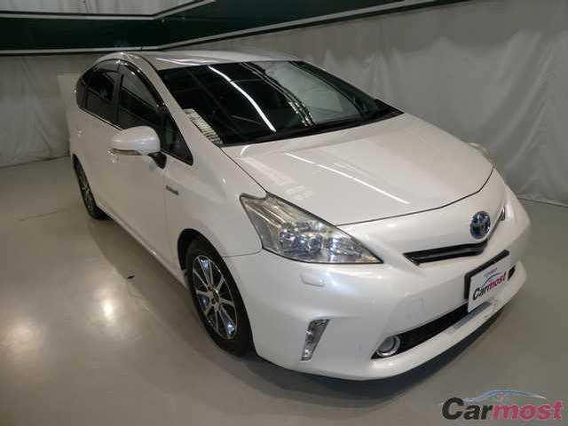 2011 Toyota Prius a CN 06732864 (Reserved)
