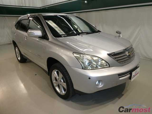 2008 Toyota Harrier Hybrid CN 06847718 (Reserved)