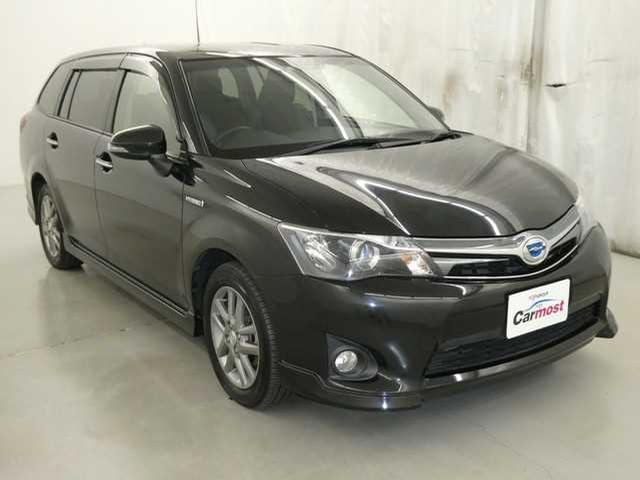 2013 Toyota Corolla Fielder CN 06847939 (Reserved)