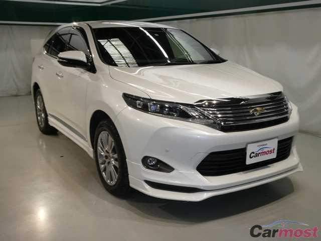 2014 Toyota Harrier CN 06848421 (Reserved)
