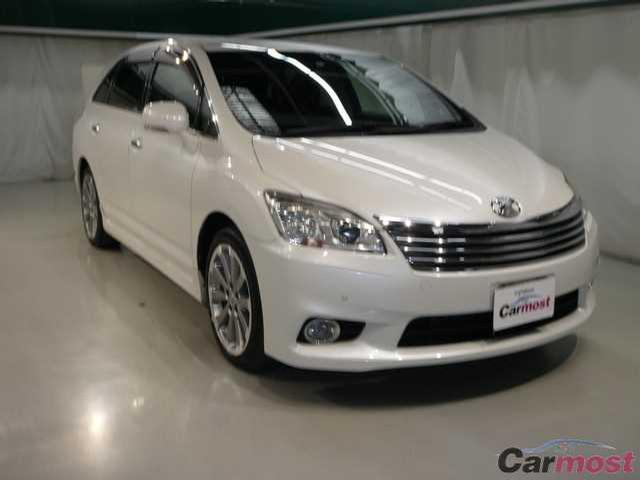 2013 Toyota Mark X Zio CN 07225088 (Reserved)