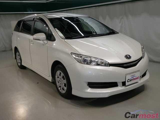 2014 Toyota Wish CN 07225797 (Reserved)