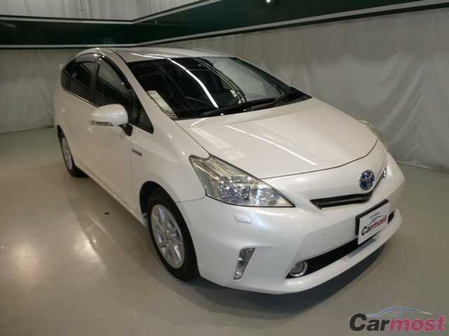 2012 Toyota Prius a CN 07619221 (Reserved)