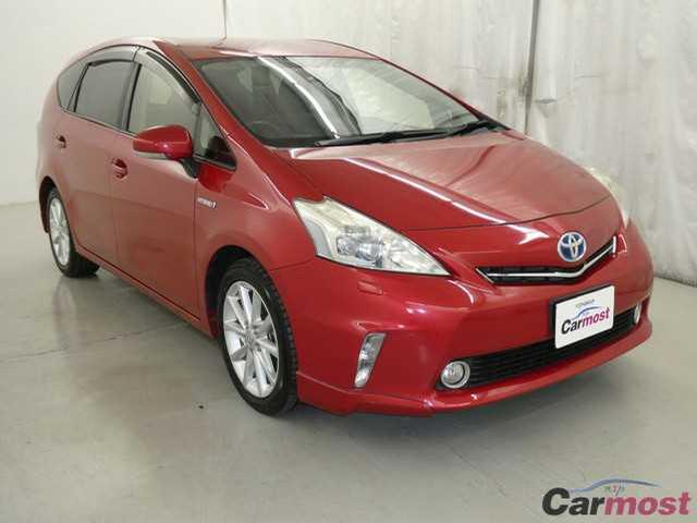 2012 Toyota Prius a CN 07619639 (Reserved)