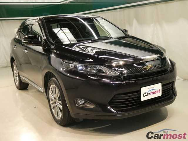 2014 Toyota Harrier CN 07720208
