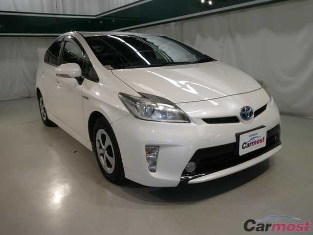 2012 Toyota Prius CN 07720283 (Reserved)