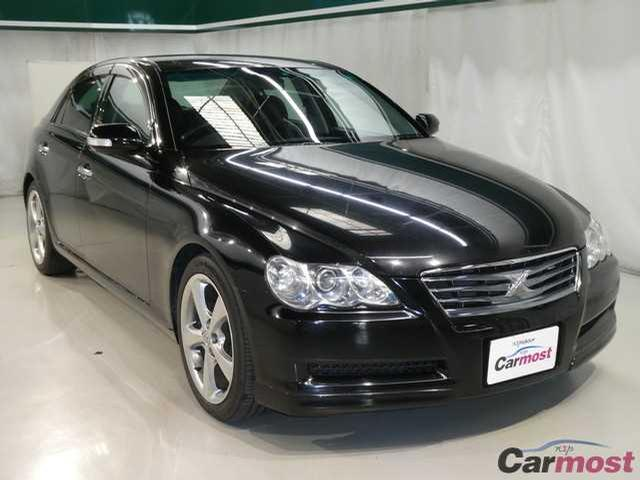 2008 Toyota Mark X CN 07930059