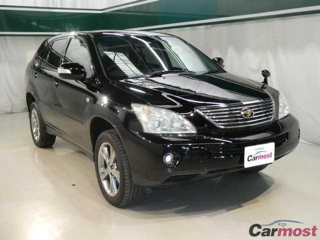 2006 Toyota Harrier Hybrid CN 08538447 (Reserved)
