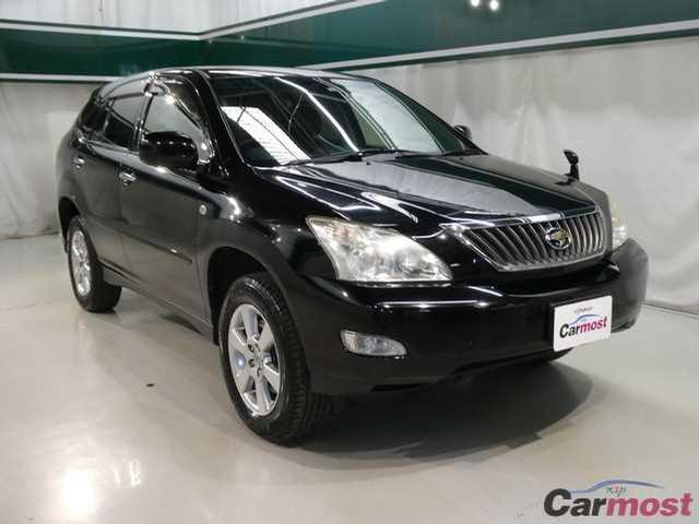 2012 Toyota Harrier CN 08614534