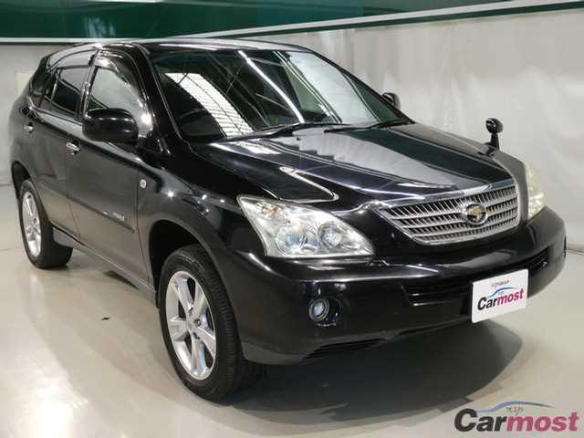 2007 Toyota Harrier Hybrid CN 08737814 (Reserved)