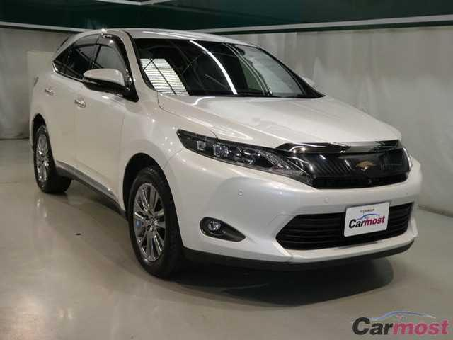 2014 Toyota Harrier CN 08738080