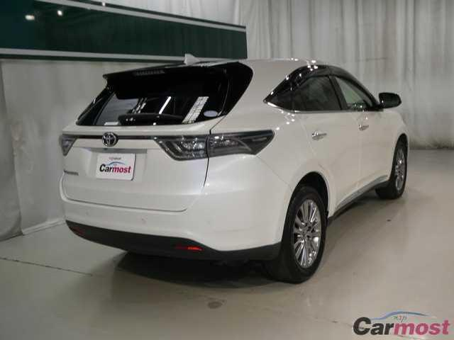 2014 Toyota Harrier CN 08738080 Sub3