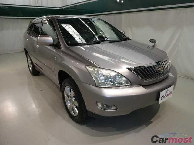 2007 Toyota Harrier CN 08844939 (Reserved)