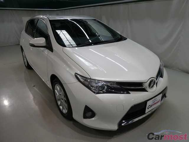 2014 Toyota Auris CN 09219672 (Reserved)