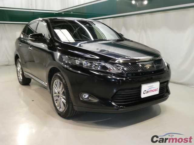 2015 Toyota Harrier CN 09221570