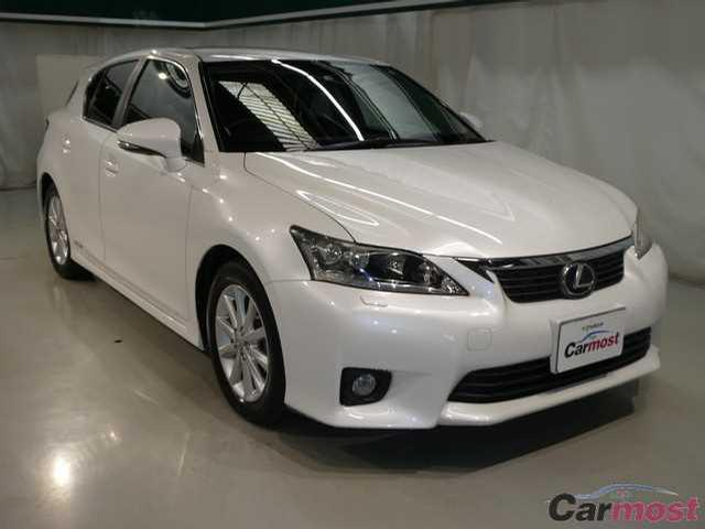 2012 Lexus CT CN 10846866 (Reserved)