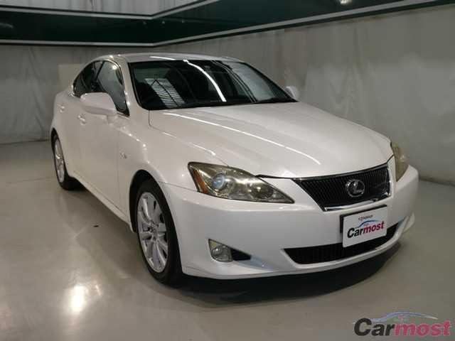 2008 Lexus IS CN 10847684 (Reserved)