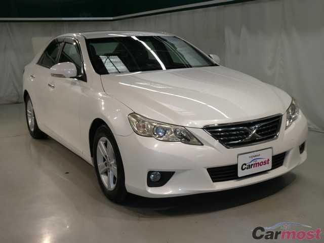 2010 Toyota Mark X CN 10929516