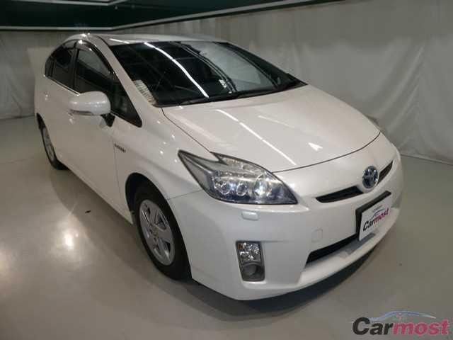 2011 Toyota Prius CN 11023511 (Reserved)