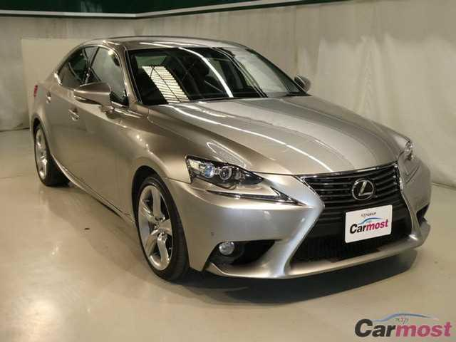 2013 Lexus IS CN 11023708 (Reserved)