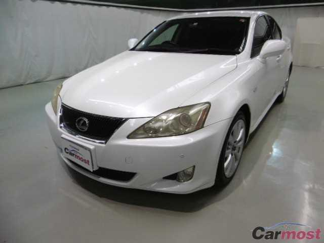 2007 Lexus IS CN 11328363 Sub1